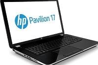 HP Pavilion 17-e040us Notebook