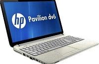 HP Pavilion dv6-2155dx Notebook
