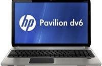 HP Pavilion dv6-6127cl Notebook