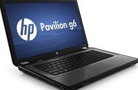 HP Pavilion g6-1055er Notebook