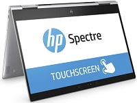 HP Spectre 13-ae000 x360 Convertible